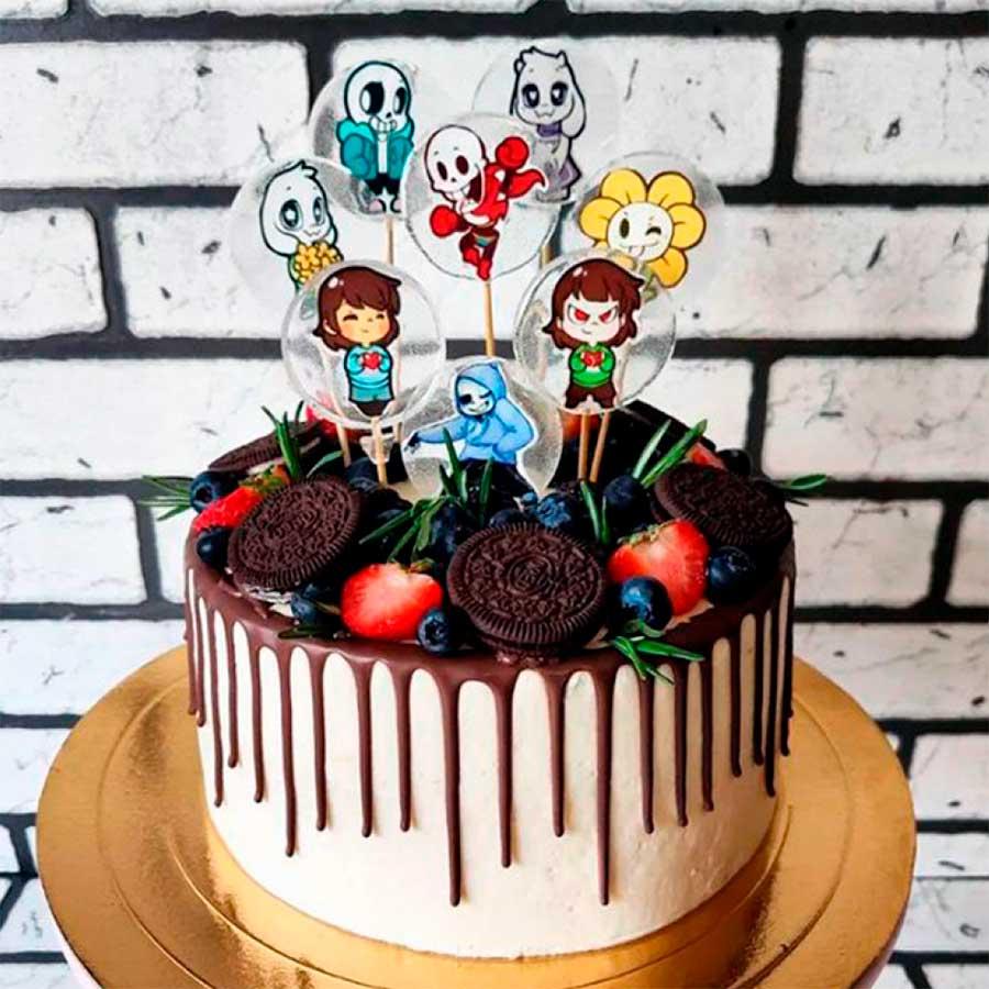 торт литл пони фото из крема